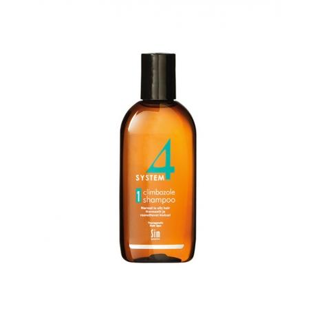 Šampoon normaalsetele ja rasustele juustele №1 Sim System 4