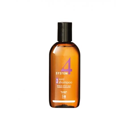 Kõõmavastase hoolduse järgne šampoon №3 Sim System 4