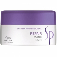 ВОССТАНАВЛИВАЮЩАЯ МАСКА ДЛЯ ПОВРЕЖДЁННЫХ ВОЛОС - WELLA SP REPAIR MASK
