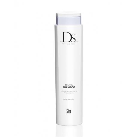 SIM DS Шампунь для оттенков блонд и седых волос