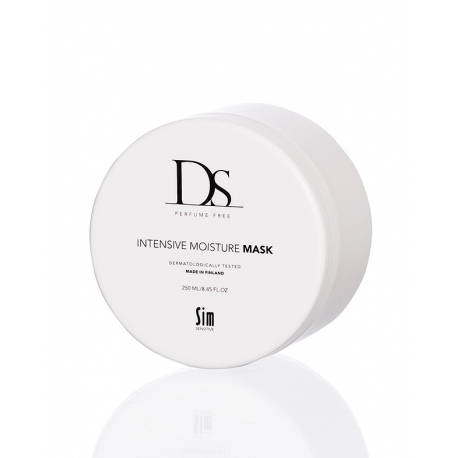 SIM DS Hooldav juuksemask kahjustatud juustele