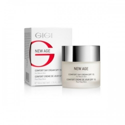 PÄEVAKREEM SPF-15 50 ML GIGI NEW AGE