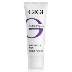 GIGI NUTRI-PEPTIDE PURIFYING CLAY MASK 50ML