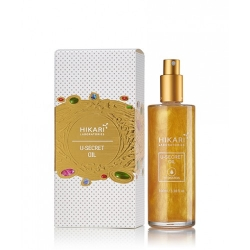 U-Secret Oil - HIKARI FOUNTAIN OF YOUTH U-SECRET OIL 100ML