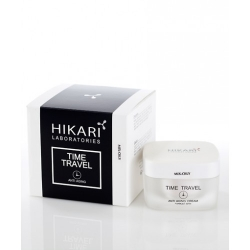 Rasusele nahale kortsudevastane päevakreem - - HIKARI TIME TRAVEL CREAM 50 ML (MIX/OILY SKIN)
