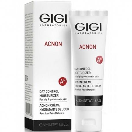 Дневной крем для кожи с акне - GIGI ACNON DAY CONTROL MOISTURIZER 50ML