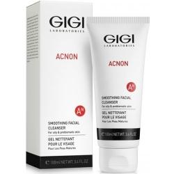 Мыло для кожи с акне GIGI ACNON SMOOTHING FACIAL CLEANSER 100 ML