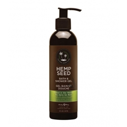 Niisutav dušigeel HEMP SEED BATH & SHOWER GEL NAKED IN THE WOODS