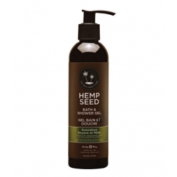 Niisutav dušigeel HEMP SEED BATH & SHOWER GEL GUAVALAVA