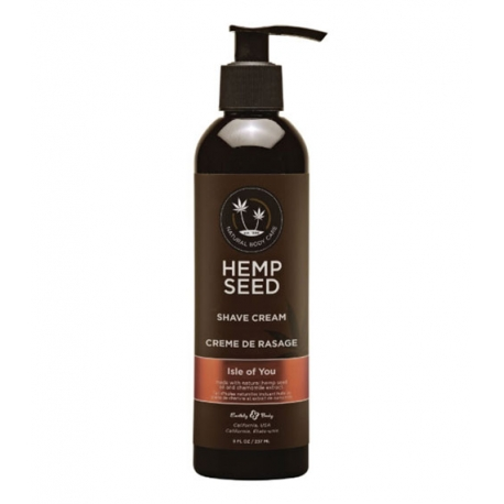 Raseerimiskreem HEMP SEED ISLE OF YOU