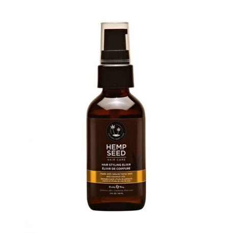 Juukseeliksiir HEMP SEED HAIR STYLING ELIXIR