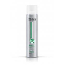 AEROSOOLITA PUMPLAKK 250 ML - KADUS STYLING SHAPE IT NON-AEROSOL SPRAY