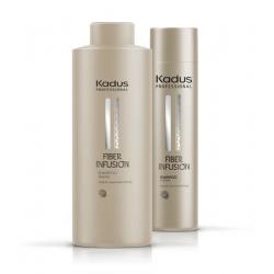 Šampoon kõikidele juuksetüüpidele KADUS PROFESSIONAL FIBER INFUSION SHAMPOO KERATIN