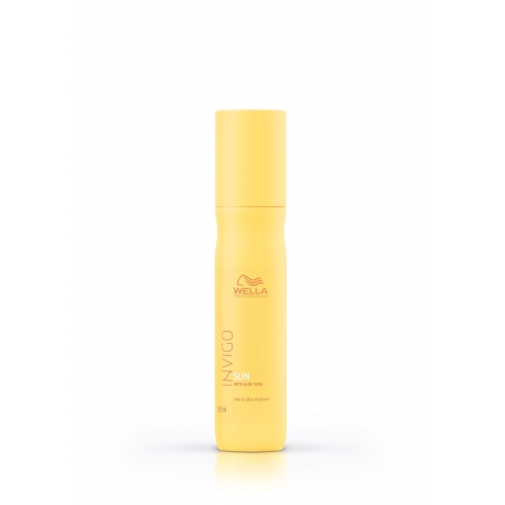 СОЛНЦЕЗАЩИТНЫЙ СПРЕЙ - WELLA CARE SUN PROTECTION SPRAY