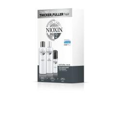 Nioxin Süsteem 2 Komplekt 150 ml x 150 ml x 40 ml