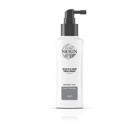 Серум - маска для кожи головы 100 мл Nioxin Система 1