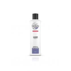 Puhastav šampoon 300 мл Nioxin süsteem 4