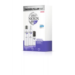 Nioxin Система 6 Комплект 150 ml x 150 ml x 40 ml Nioxin System 6 Trial Kit
