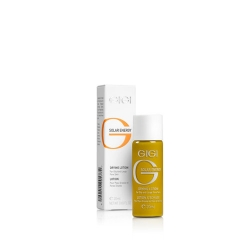 ПОДСУШИВАЮЩИЙ ЛОСЬОН-БОЛТУШКА 20 МЛ GIGI SOLAR ENERGY DRYING LOTION FOR OILY AND LARGE PORE SKIN 20 ML