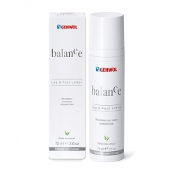 Крем для голени и стоп с пробиотиками Gehwol Balance Leg & Foot Lotion
