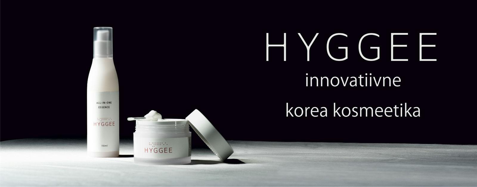 HYGGEE Korea Kosmeetika